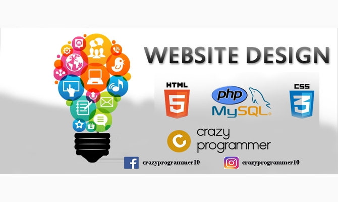 be your Web designer
