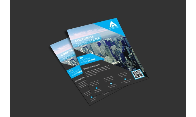 design awesome  flyer for your business