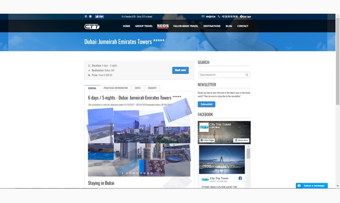 develop and build you web presence in the globe