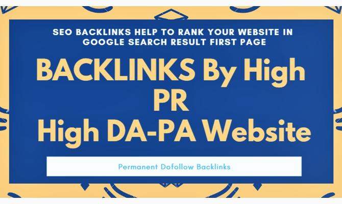 Create Manual Dofollow Backlink For Rank  Your Website