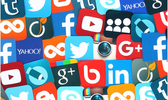 do social media promotion